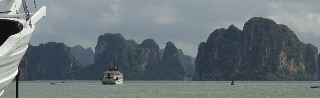 Ha Long Bucht – Vietnam