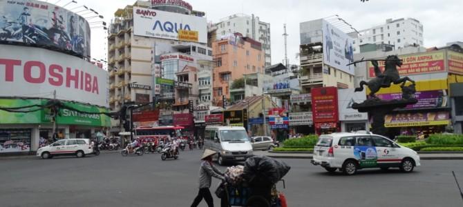 In Ho Chi Minh City geht unsere Asienreise zu Ende