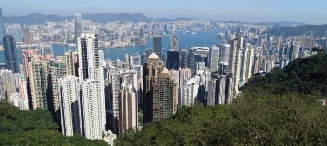 Jeder Spass hat mal ein Ende – wir fliegen über Hong Kong zurück in die Schweiz